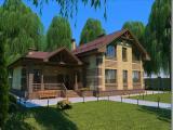 Фотография объявления Строительство домов, коттеджей, дач под ключ