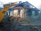 Фотография объявления Демонтаж домов,дач,пристроек,зданий