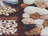 Делаю ковры и пледы на заказ