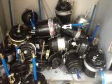 Продам энергоаккумуляторы, тормозные камеры, тормозные трещотки автоматические/механические для авто...