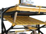 Вакуумно-формовочный станок производит изделия, потребляемые в разных отраслях (строительная: формы