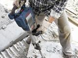 16-килограммовый бетонолом GCH 16-30. Увеличение производительности выемки на 40%. Высочайшая произв...
