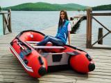 Надувная лодка ПВХ Stormlineсерии AIR LIGHT 360 – отличная возможность для комфортной морской или ре...