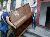 Перевозка пианино,сейфов.Грузчики
