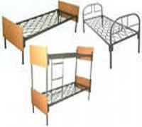 Полуторные и двухъярусные металлические кровати продаем дешево крупным и мелким оптом. Компания Мета...