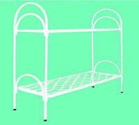 Оптовые продажи полуторных металлических кроватей от компании Металл-Кровати: кровати со сварной сет...