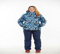 Женский зимний прогулочный костюм М-161   Зимний женский прогулочный костюм (куртка+брюки). Качестве...
