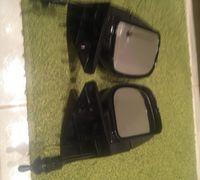 Зеркала боковые (механика) чёрные левое/правое ВаЗ Зеркала легко устанавливаются на автомобиль YH-31...