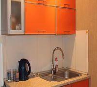 Продается однокомнатная квартира с ремонтом в самом центре Хосты в окружении парка двух санаториев