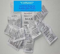 Продам силикагель фасованный, силикагель индикаторный и осушитель воздуха в тканевом мешочке с визуа...