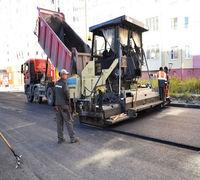Асфальтирование дорог, ямочный ремонт асфальта, установка бордюра, устройство дачных проездов из асф...