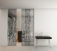 Цельностеклянные и в алюминиевом профиле - перегородки для зонирования помещения с сохранением эффек...