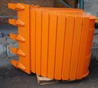 Ковш скальный Hitachi ZX 330. Скальный ковш предназначен для работы на карьерах и котлованах.Так же