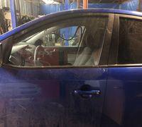 Дверь водительская Kia cerato 2 синяя В сборе, в идеале, бу оригинал  Звоните всегда рады помочь! Пи...