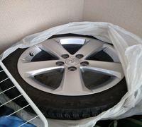 Диски На Toyota Camry, RAV 4.Резина Michelen. Покупал в салоне новый комплект, б/у 2 недели. Диаметр...
