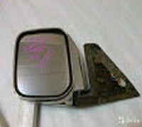 Продам левое боковое зеркало заднего вида на Митсубиси монтера спорт либо паджеро спорт (1998-2008 г...