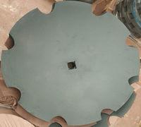 Диск 1020х12мм зубчатый, Gregoire Besson код 851004098, центральное отверстие 65х65мм, 61х61мм Цена