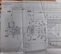 Продам гофрирующие валы на линию для производства гофрокартона. Формат 1260 мм. Производство Китай