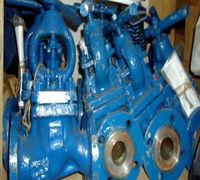 Затвор 19ч21бр ду300 ру16 Клапан 912-100-ОА ду100 ру373 Клапан 25ч940нж ду25 ру16 с эл.приводом КТ К...