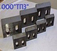 Нож для гильотинных ножниц 510х60х20, 520х75х25, 540х60х16, 550х60х16, 550х60х20, 570х75х25, 590х60х...