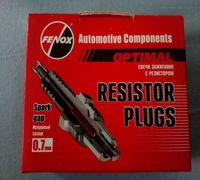 Свечи зажигания с резистором S14121.1 - искровой зазор 0.9мм S14131.1 - искровой зазор 0.7мм