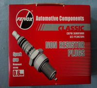 Фирма Фенокс. Свечи зажигания S17131- искровой зазор 0.6 мм