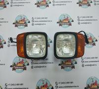 Продаем Фары головного света UDS-001 для вилочных погрузчиков Заднее крепление