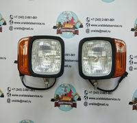 Продаем Фары головного света для UDS-002 для вилочных погрузчиков. Нижнее крепление