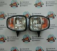 Продаем Фара основного освещения UDS-003(Volvo, JCB, Hidromek, Terex) Нижнее крепление