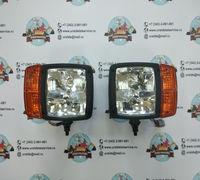 Продаем Фара основного освещения UDS-009 (JCB, Case, John Deere, Komatsu) Нижнее крепление