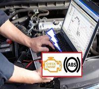 Выполняем компьютерную диагностику любых авто:  Определяем неисправности автомобиля с помощью компью...