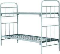 Металлические кровати, армейского типа, отлично подойдут для хостелов, строительных организаций, общ...