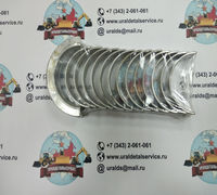 Продаем Cummins 6742-01-5233-CU вкладыши коренные