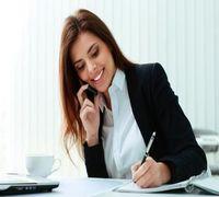 Обязанности: приём и регистрация звонков, оформление заявок, выписка пропусков, отчетность руководст...