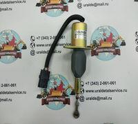 Продаем 3930233 SA-4335-12 12V соленоид отключения подачи топлива Клапан -Стоп электромагнитный для