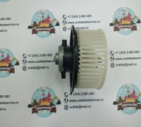 Мотор отопителя ND292500-0140  Komatsu: D155A-3, D155A-5, D155AX-3, D155AX-5, D375A-3, D375A-3-01, D...