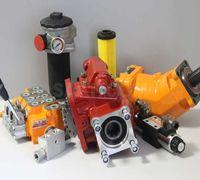 Купить гидроклапан для крана по низким ценам: клапан тормозной ГКТ1.16-01, клапан обратный управляем...