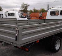 Кузов в сборе ГАЗ 3302 (в нем борта металл)-38030р. боковой борт (длина 3,17 м) 6290р борт задний (1...