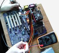 Можно привозить на ремонт из городов КМВ и соседних регионов компьютерные комплектующие: жесткие дис...