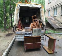 Вывоз старой мебели: приезжаем, разбираем, грузим, вывозим! Нужно утилизировать старую мебель без ли...