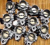 Дроссельная заслонка митсубиси лансер 9 lancer 9, MD615660-MN128888 с двигателем 1,6л и 1,3л. Корпус...