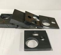 Лазерная резка черного металлопроката толщиной до 20 мм, а также нержавеющего и оцинкованного металл...