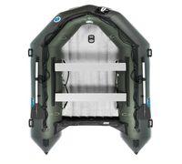 Надувная лодка ПВХ Stormline серии Heavy Duty AIR 380 НДНД - (надувное дно низкого давления) – отлич...