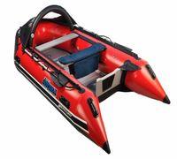 Надувная лодка ПВХ Stormline – лучший выбор для опытных рыбаков и охотников.  При выборе камуфляжног...