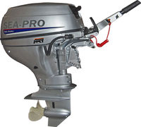 Преимущества лодочных моторов данной марки:  - моторы SEA-PRO производятся на заводах замкнутого цик...