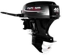 Лодочный мотор PARSUN T 40 прекрасно подойдет для транспортировки больших грузов по воде на лодке, б...