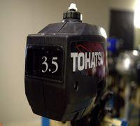 🔖Лодочный мотор Tohatsu 3.5. В отличном состоянии, 2016 года, произведено сервисное ТО  \...