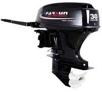 В лодочном моторе (2 такта) Parsun T 30 присутствует ❞умная❞ коробка передач, контролирующ...