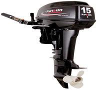 Parsun T 15 BMS идеально подойдет для средней лодки ПВХ (350-420 см), понтона или небольшого парусни...