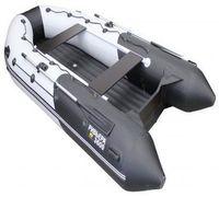 Лодка 🛶Ривьера 3600 НДНД оснащена дном низкого давления сделанного по запатентованной те...